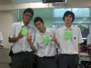 Pendamping Pertukaran Pelajar Jepang