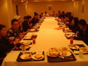 Makanan Pertukaran Pelajar