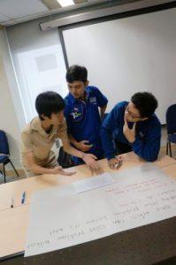Komunikasi Efektif XL Future Leader