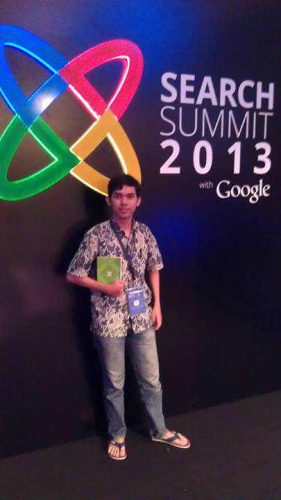 Search Summit 2013 with Google