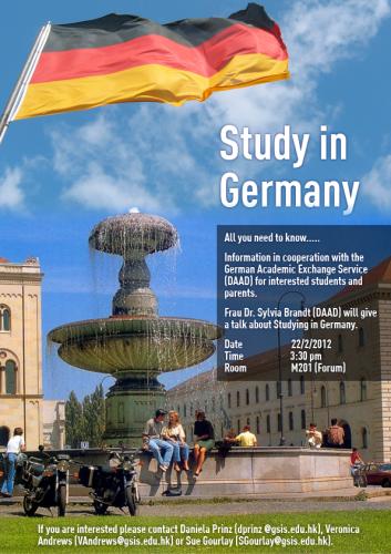 belajar dengan beasiswa di Jerman