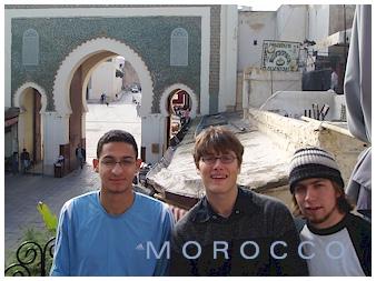 infomasi beasiswa ke maroko