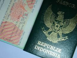 paspor untuk aplikasi beasiswa