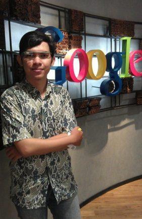 Google Glass di Google Indonesia