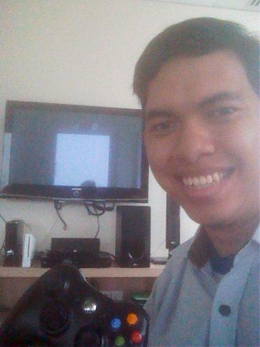 Nintendo Wii & Xbox di kantor
