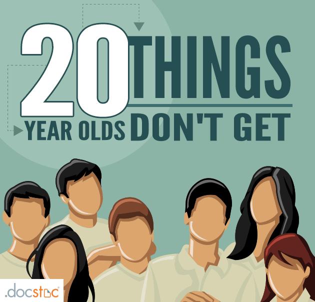 20 hal yang seharusnya kamu ketahui di usia 20 tahun