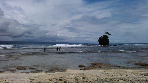 Wisata Bengkulu, pantai wayhawang, Kaur