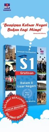 Buku S1 Gratisan Dalam & Luar Negeri