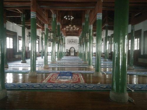 Masjid di Jinan, Shandong