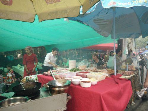 Friday Muslim Market, Shanghai
