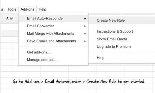 Autoreply email berdasarkan keyword