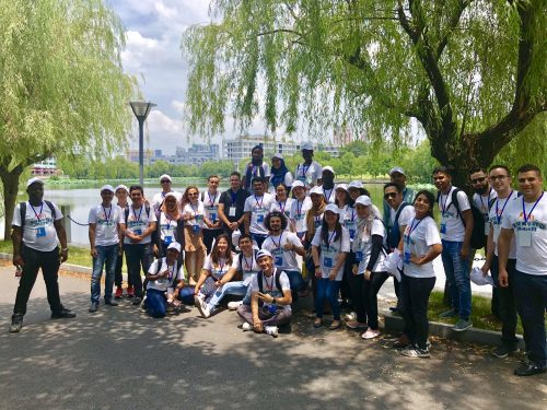 Yiwu Global Youth Business Program second session 2018